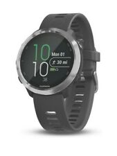 Garmin Forerunner 645 Music GPS Sports Watch, Black/ Black Bezel