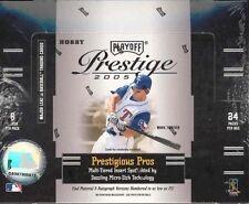 2005 Playoff Prestige Baseball Hobby Box - Factory Sealed!