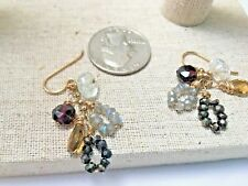 Liz James dangle stone Earring