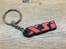 Porte clés / Keychain / Keyring PVC XSi PEUGEOT 306 / 106 Logo XSi