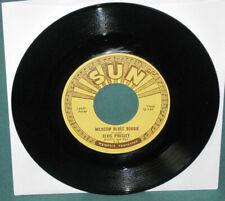 Elvis Presley Milkcow Blues Boogie  45 SUN 215 NM RE Near Mint