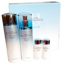 Missha Time Revolution White Cure Blanc  Tone-Up Special Set Whitening K-Beauty