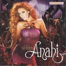 Anahi Mi Delirio CD Nuevo Sealed