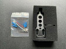 More details for 1 x turntable headshell for technics sl 1200 1210 & all dj decks ** free p&p **
