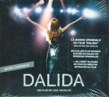 Dalida - La Bande Originale Du Film Ost Digipack 2X Cd Sigillato Spedito in 48 H