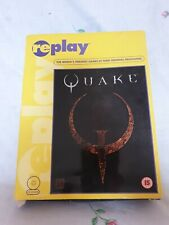 Quake - PC Big Box Rare Retro Collectible