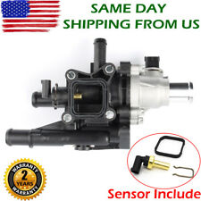 Coolant Thermostat & Housing Fits For 2009-11 Chevy Aveo Aveo5 / Pontiac G3 1.6L