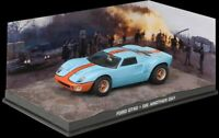 Ford GT 40 , James Bond Car Collection , Scale 1:43 by Universal Hobbies