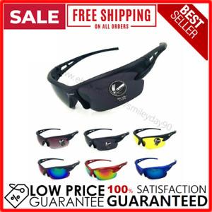 Bicycle Bike Sunglasses Cycling Glasses Glass Goggles UV400 Eyewear Sport Cycle