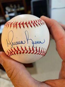 Mariano Rivera signed & Autograph Baseball with JSA COA