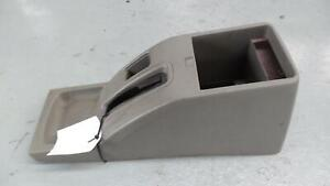 HOLDEN RODEO CONSOLE  MANUAL T/M, RA, NON LID TYPE, 03/03-07/082004