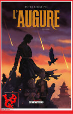 L'AUGURE 1 01 T01 TPB HARDCOVER  DELCOURT # NEUF #