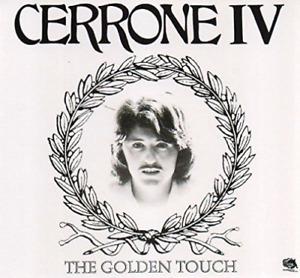Cerrone - the golden touch (cerrone IV) cd new