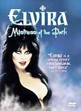 Elvira, Mistress of the Dark (DVD, 1988)