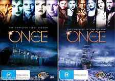 Once Upon A Time Season 1 & 2 : NEW DVD