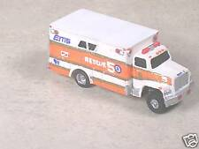 N Scale 2001 Ems Heavy Rescue Truck #5