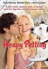 Heavy Petting (DVD, 2008) Malin Akerman Kevin Sussman Brendan P Hines Romantic