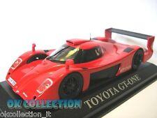 1:43 - TOYOTA GT ONE - Ixo / Altaya (serie Dream Cars)