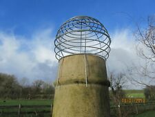 Three top quality chimney cowls.