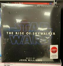 Star Wars The Rise of Skywalker Limited Edition BLUE DOUBLE VINYL LP