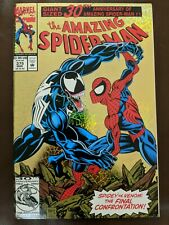 The Amazing Spider-Man issue #375 (1993, Marvel Comics) 🔥30th Anniversary!🔥