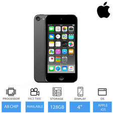 Apple iPod Touch 128GB 6. Generation Space Gray 4 Zoll Display, FaceTime
