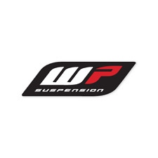 WP Suspension Decal Sticker MOTO GP Superbike Dirt Motocross Xtreme