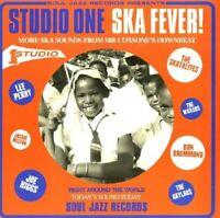 SOUL JAZZ RECORDS PRESENTS/STUDIO ONE SKA FEVER! 2 VINYL LP NEU
