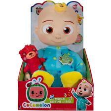 CoComelon Musical Bedtime JJ Plush Doll