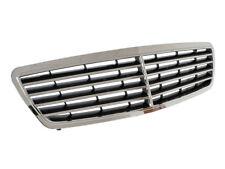 Parrilla Frontal Cromo Ajuste rejilla para Mercedes Clase C W203 203 00-07 avangarde