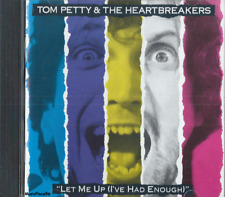 Tom Petty And The Heartbreakers - Let Me Up, Had Enough - Hard Rock Pop Music Cd
