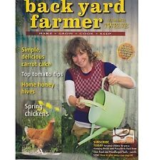 Back Yard Farmer Number 12  Earth Garden Instock New 2013 hives tomatoes recipes