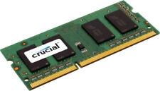 DDR3 SDRAM de ordenador con factor de forma SO DIMM 204-pin con memoria interna de 4GB