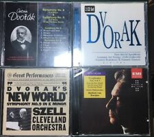 ANTONIN DVORAK LP/CD NEW/USED LOT Karajan Aus Der Neuen World Symphony No 9 ...