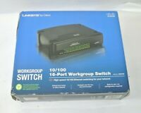 Linksys 10/100 16-Port Workgroup Switch