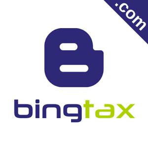 BINGTAX.com 7 Letter Short .Com Catchy Brandable Premium Domain Name for Sale