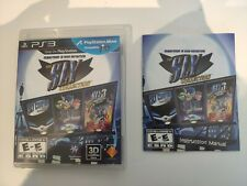 the sly collection trilogy remastered version us ps3 ps 3 playstation  3