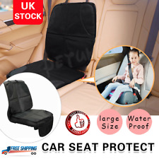Car Seat Protector Mat Waterproof Cushion Cover for Child Baby Safety Seater UK