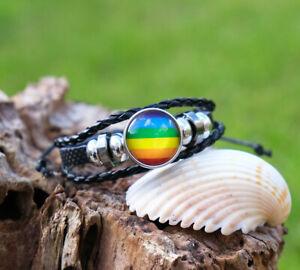 Rainbow, Unisex Bracelet
