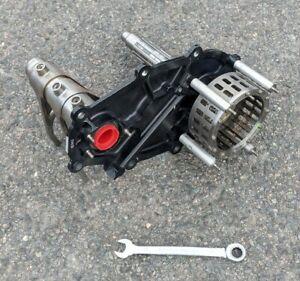 Jordan F1 carbon & titanium clutch Formula 1 gearbox race engineering car parts