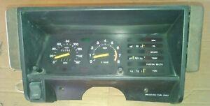 Lancia Scorpion Instrument Cluster / Panel,  w Low Miles