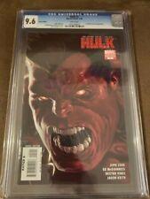 Red Hulk #2 Marko Djurdjevic variant edition CGC 9.6 (Low Pop)