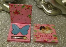 MISS FIORUCCI  MAQUILLAGE ENFANT LOT DE 3 COFFRETS GLOSS BLEU TRANSPARENT