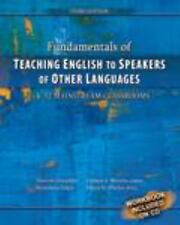 Fundamentals of Teaching English to Speakers of Other Languages in K-12...