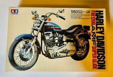 Tamiya 1/6 Harley-Davidson FXE1200 AMF Super Glide Model Kit