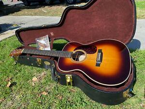 Martin 000-28EC Eric Clapton Acoustic Guitar Sunburst Shade Top #20173