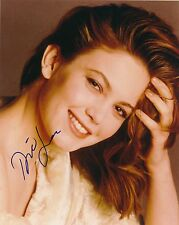 Diane Lane signed 8x10 color photo