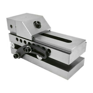 """Precision Sine Vise 2-5/8"""" Opening Toolmaker Machinist Tookmaking Clamp Vise"""
