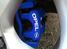 OPEL High Temp Premium Brake Calliper Caliper Decals Stickers ALL COLOURS