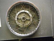 Kawasaki Z400 Twin Rear Wheel